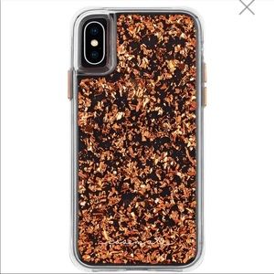 Casemate Karat Rose Gold iPhone X /XS